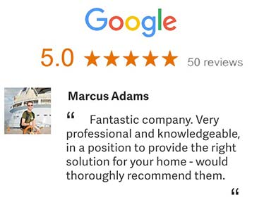 Great Shutters Reviews on Google