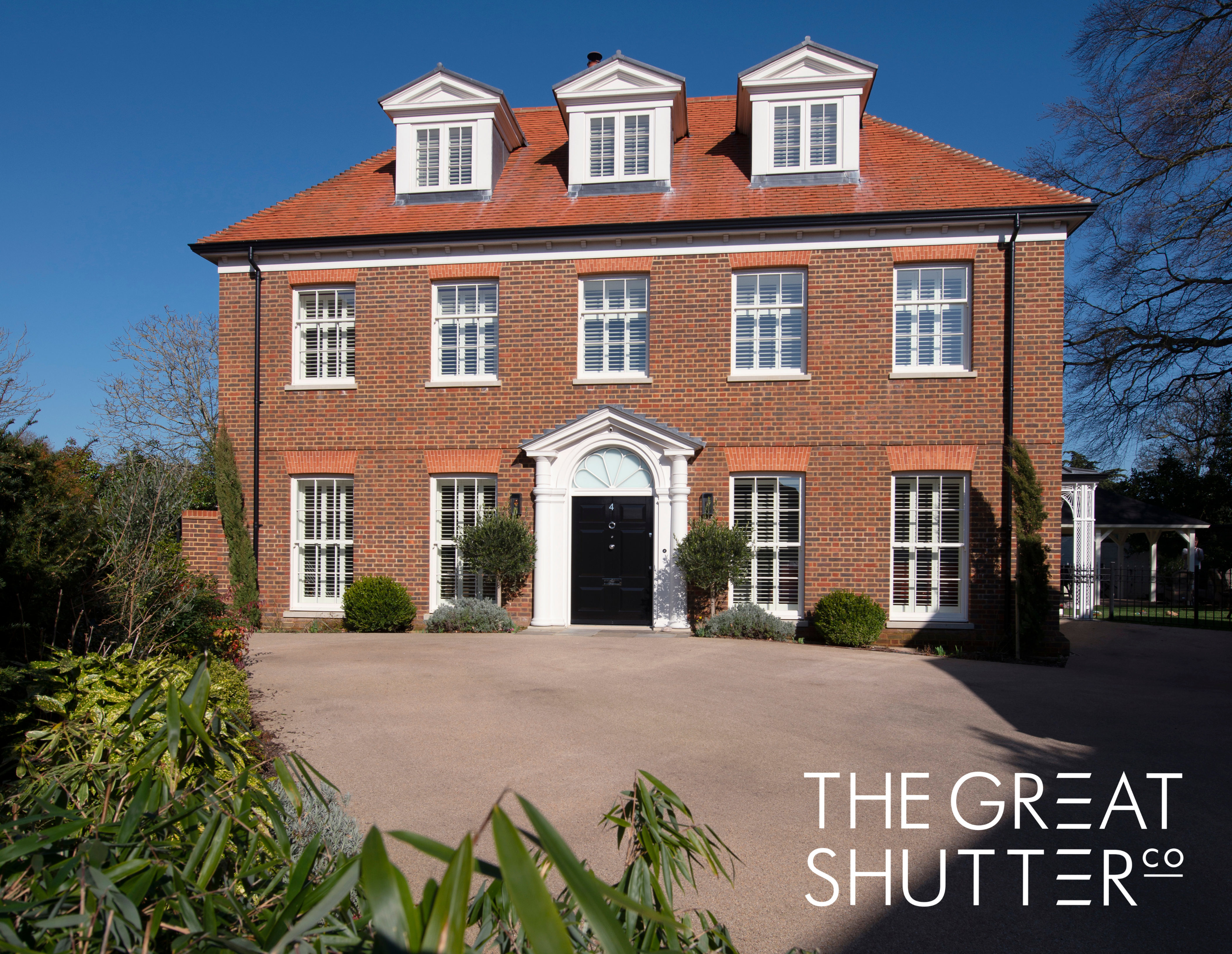 Great Shutter Co Whole Home Shutters