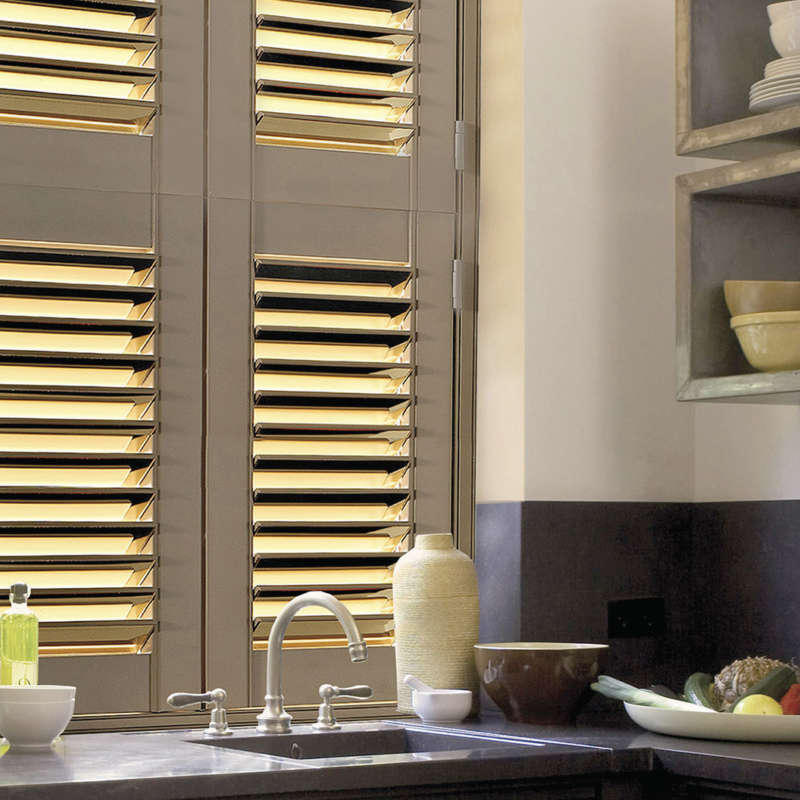 Tier On Tier And Plantation Window Shutters The Great