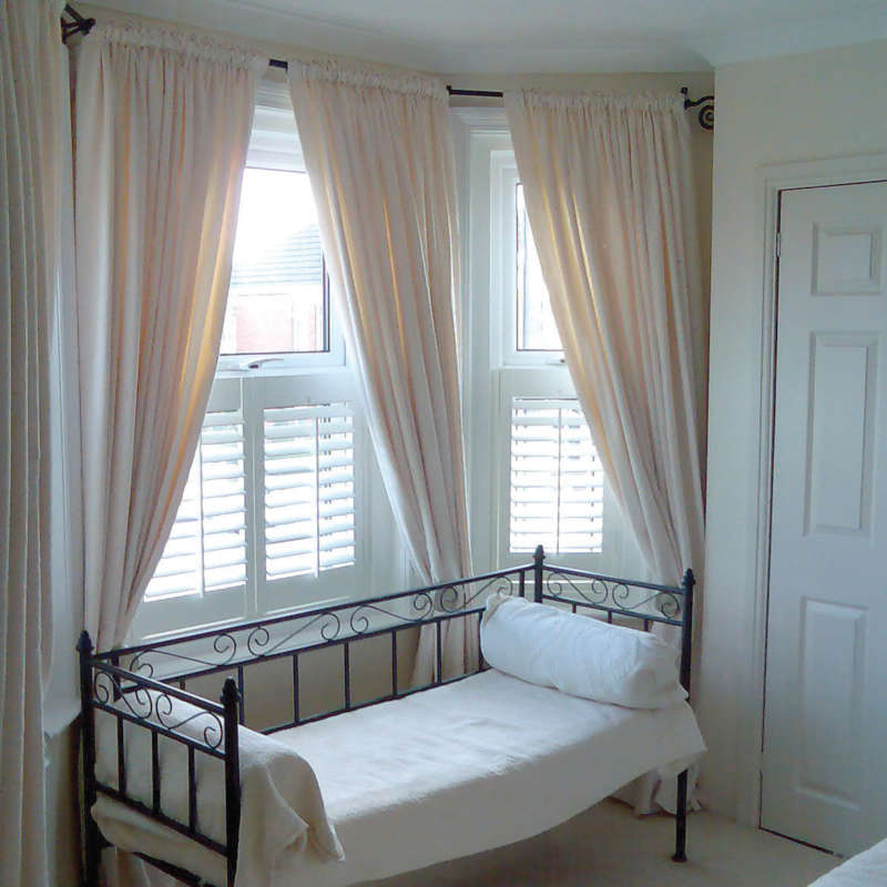 Bay Window Shutters Winchester Amp Basingstoke Hampshire