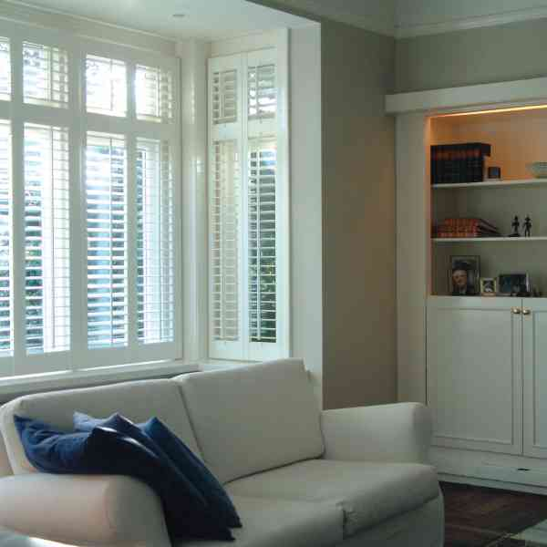 Types Of Wooden Window Shutters Hampshire Including