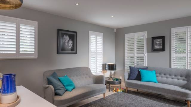 The Great Shutter Co Remote Controlled Shutters