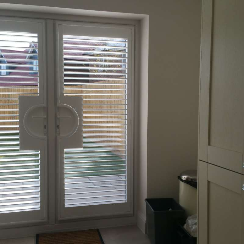 Patio Door Amp French Window Shutters Winchester