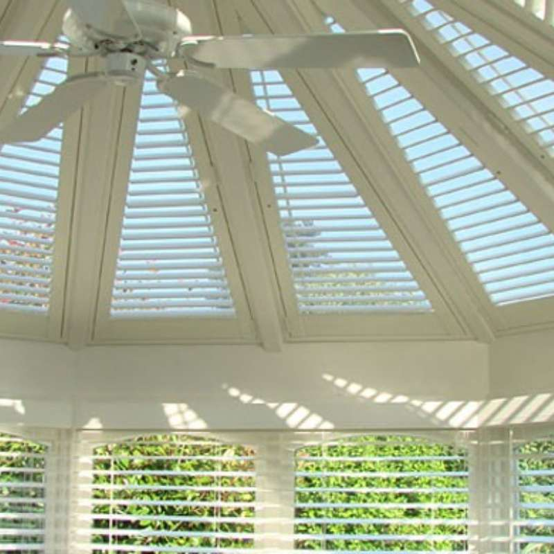 Conservatory Blinds And Window Shutters The Great