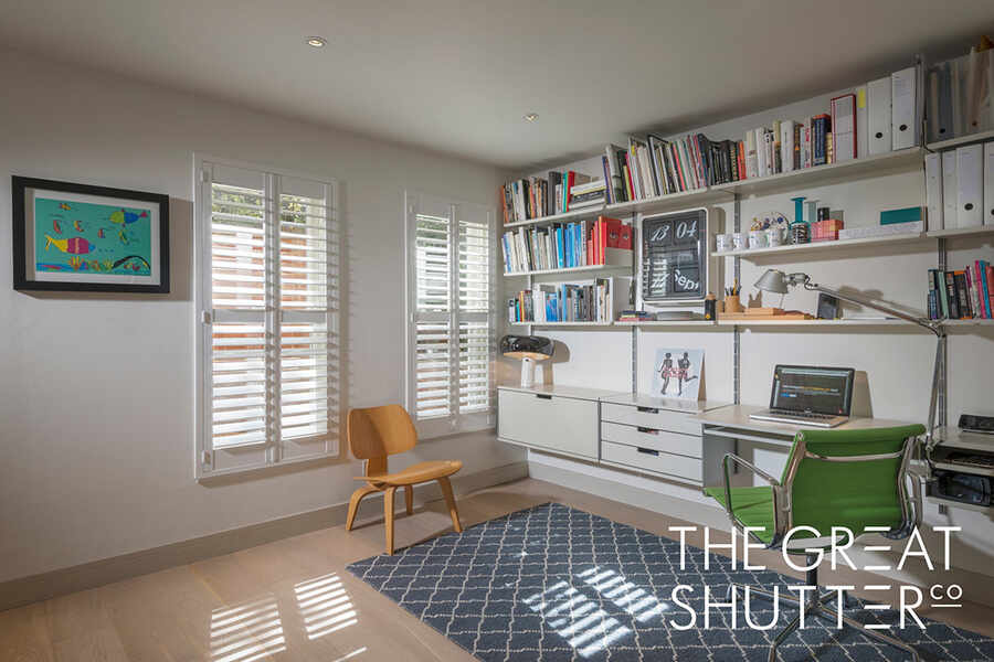 The Great Shutter Co 1 Chimney House Winchester Interior Office 2