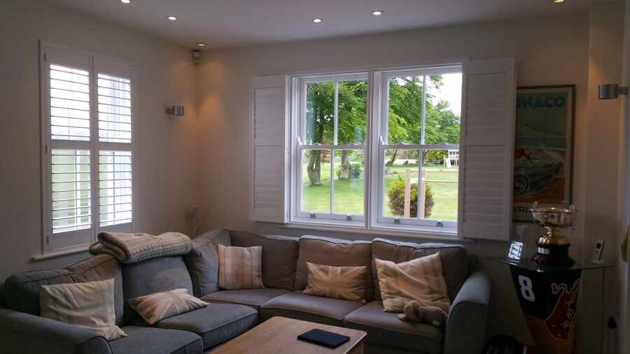 Plantation Window Shutters Romsey