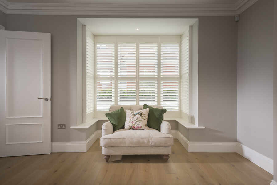 The Great Shutter Co Box Bay Shutters