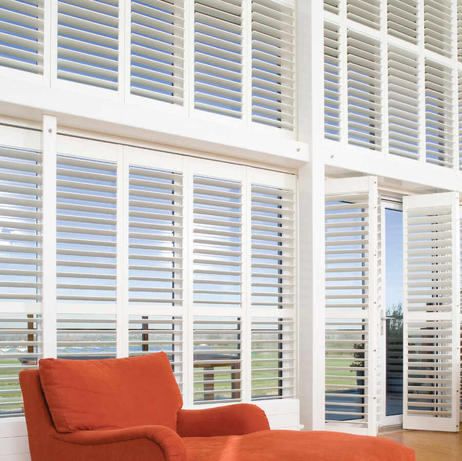 Exterior: Cool Plantation Shutters Free Design…
