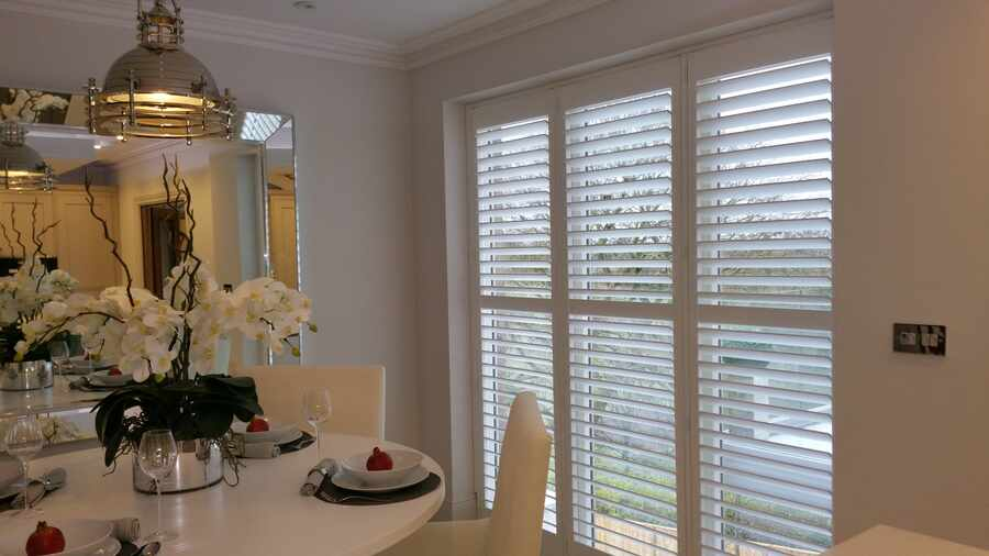 kitchen-floor-to-ceiling-shutters-Winchester-Hampshire-The-Great-Shutter-Co